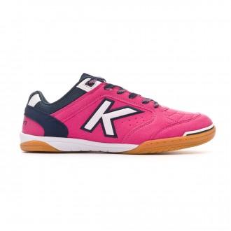 Chaussure de futsal Kelme Precision Fuchsia-Indigo
