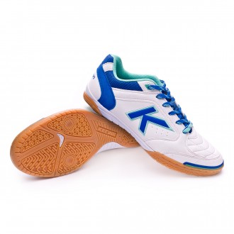 Futsal Boot  Kelme Precision White-Royal