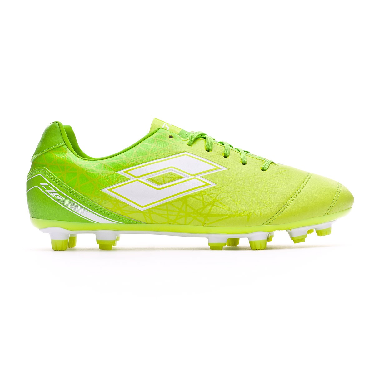 new style b2be6 c7bb2 Football Boots Lotto Zhero Gravity 700 X FG Green-White - Tienda de fútbol  Fútbol Emotion
