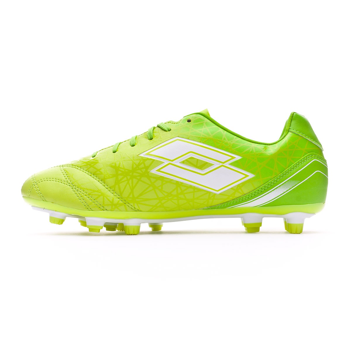 separation shoes d5f25 92f16 Football Boots Lotto Zhero Gravity 700 X FG Green-White - Football store  Fútbol Emotion