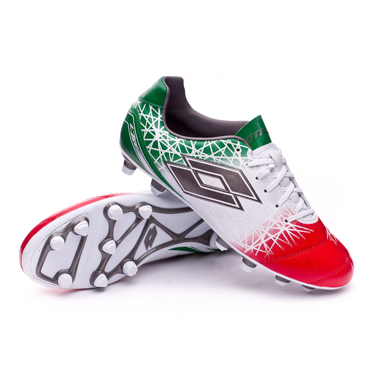 Boot Lotto Zhero Gravity 700 X FG White-Tit grey - Leaked soccer d29c507481500