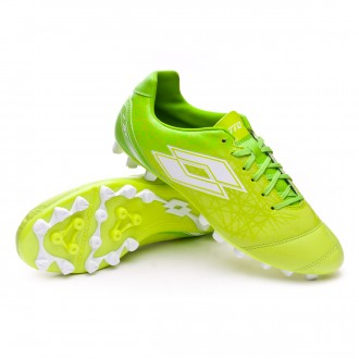Chuteira  Lotto Zhero Gravity 700 X AG28 Green-White