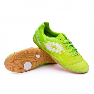 Sapatilhas  Lotto Zhero Gravity 700 X ID Green-White