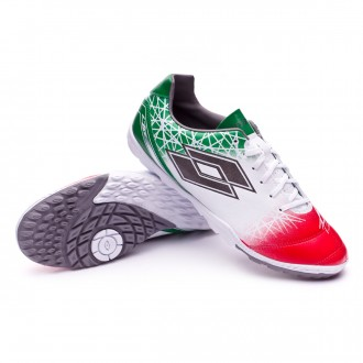 Sapatilhas  Lotto Zhero Gravity 700 X Turf White-Tit grey