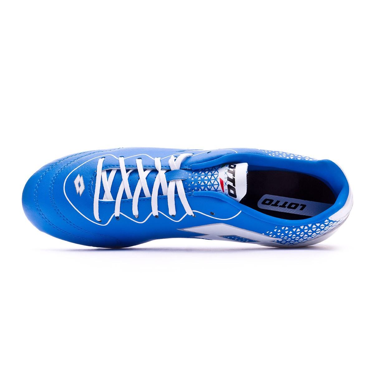 Calcio Blue Ag28 White Scarpe 700 Negozio Spider Xv Lotto Di K1Tc3lFJ