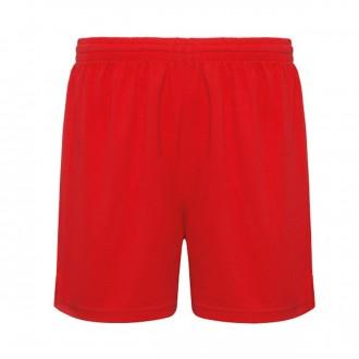 Pantalón corto  Roly Player Rojo