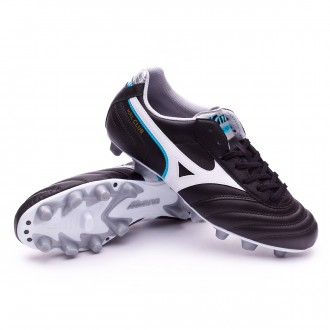 Scarpa  Mizuno Morelia Club MD Black-White-Blue atomic