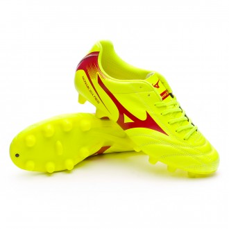 Scarpa  Mizuno Monarcida NEO MD Safety yellow-Mars red