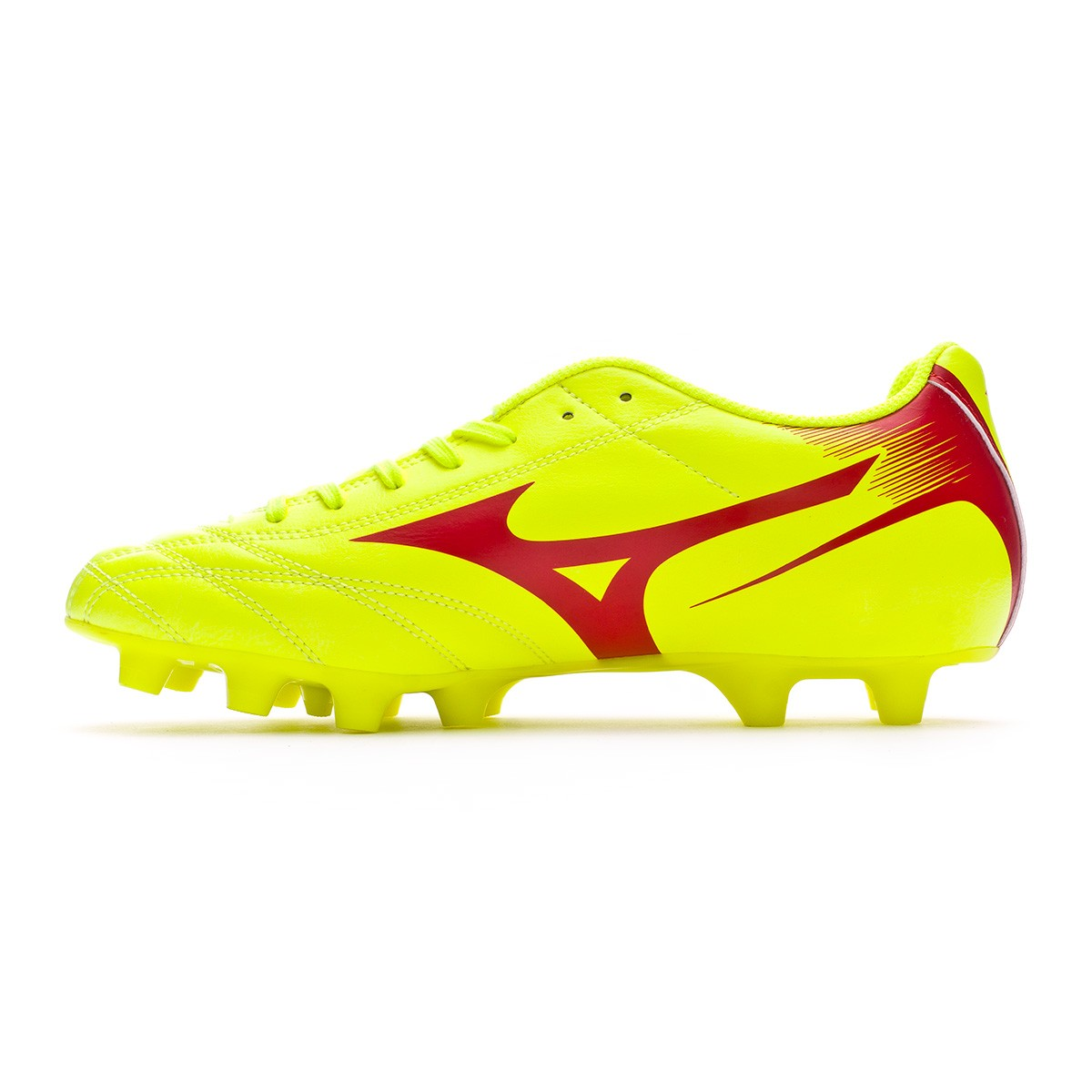 stile distintivo bene qualità superiore Bota Monarcida NEO MD Safety yellow-Mars red