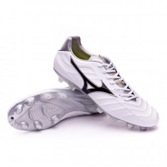 Bota  Mizuno Rebula V2 White-Black-Silver