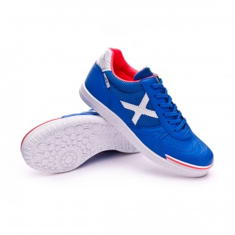 Futsal Boot  Munich Kids G3 Shine  Blue