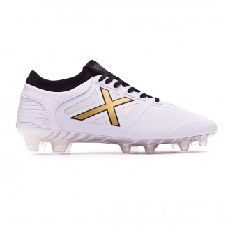 Football Boots  Munich Tiga White