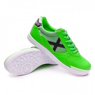 Futsal Boot  Munich G3 Shine Green-Black