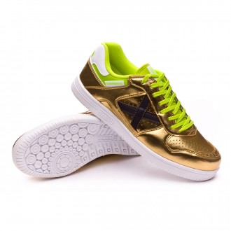 Chaussure  Munich Continental V2 Or-Lime