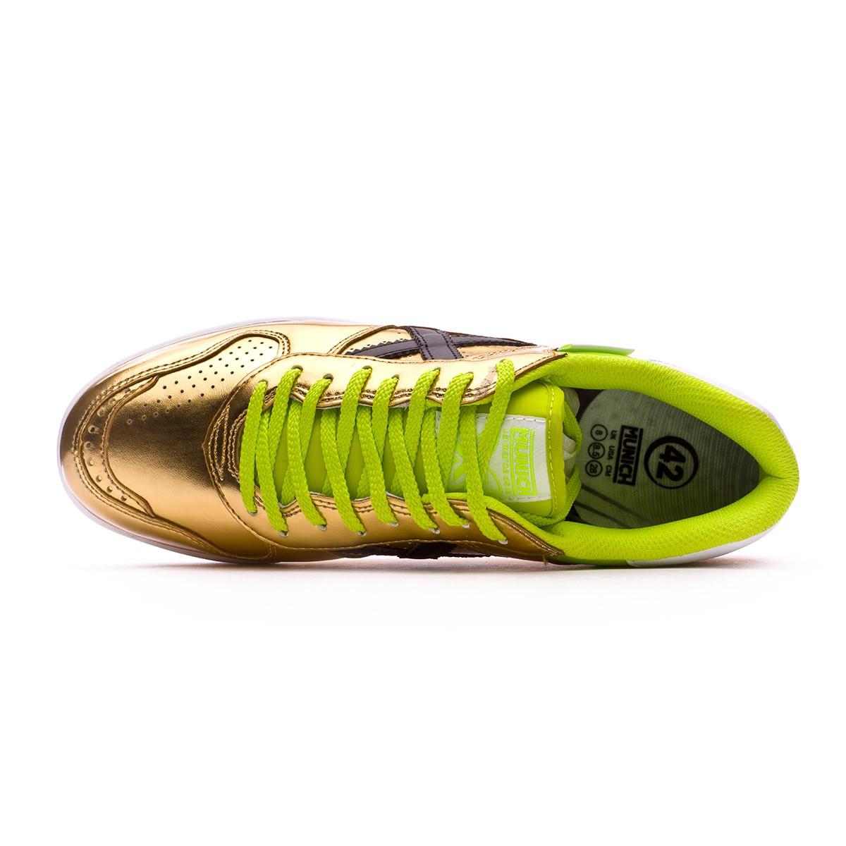Zapatilla Soccer Lima Continental Munich Leaked Oro V2 7waqPxB7