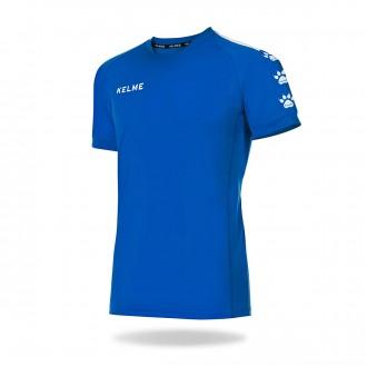 Jersey  Kelme Lince m/c Azul royal