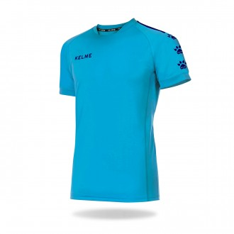 Jersey  Kelme Lince m/c Sky blue