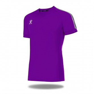 Camisola  Kelme Global m/c Roxo