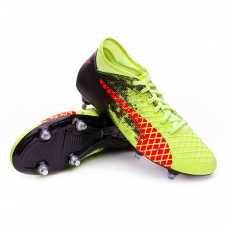Boot  Puma Future 18.4 SG Fizzy Yellow-Red Blast-Puma Black