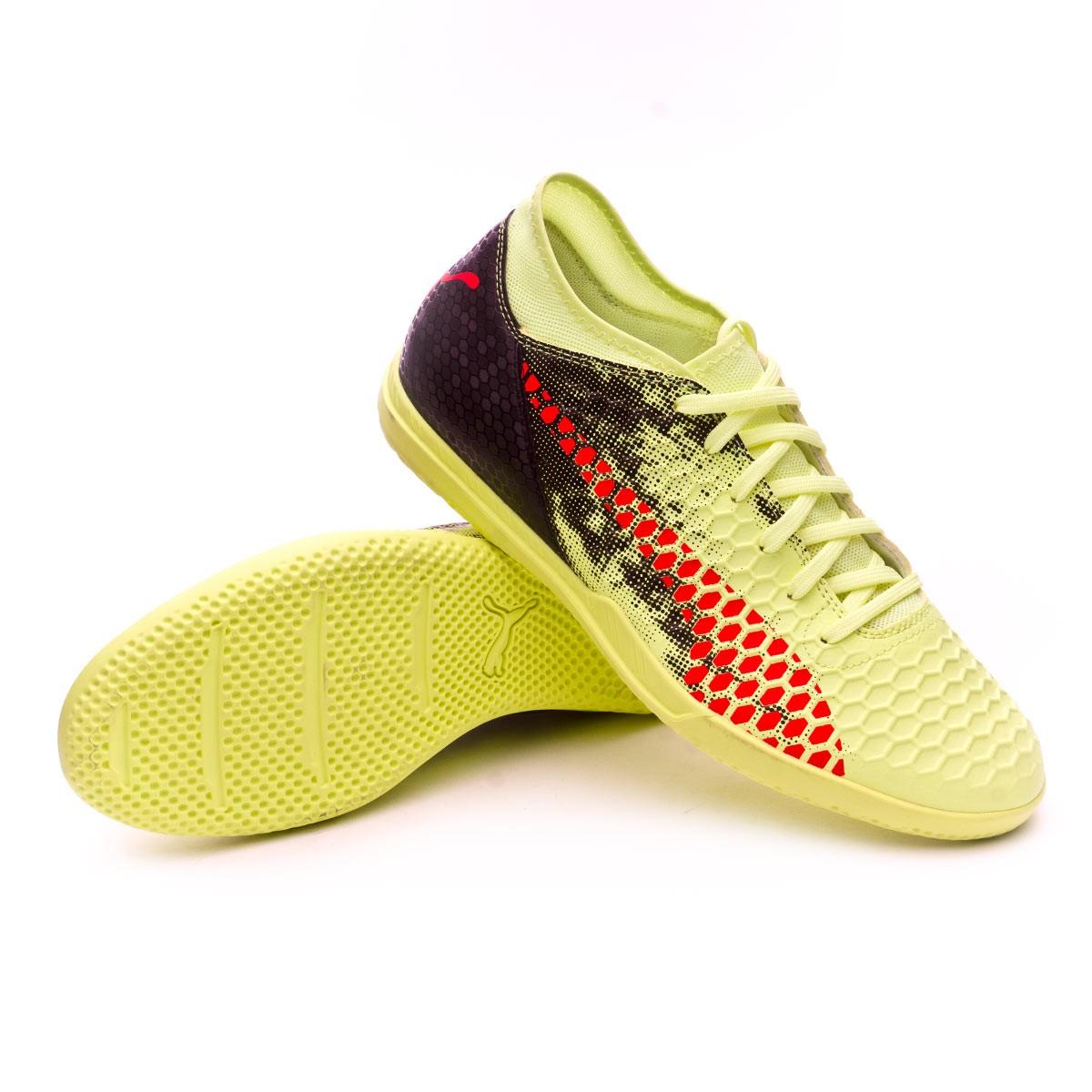 zapatillas puma futbol niño