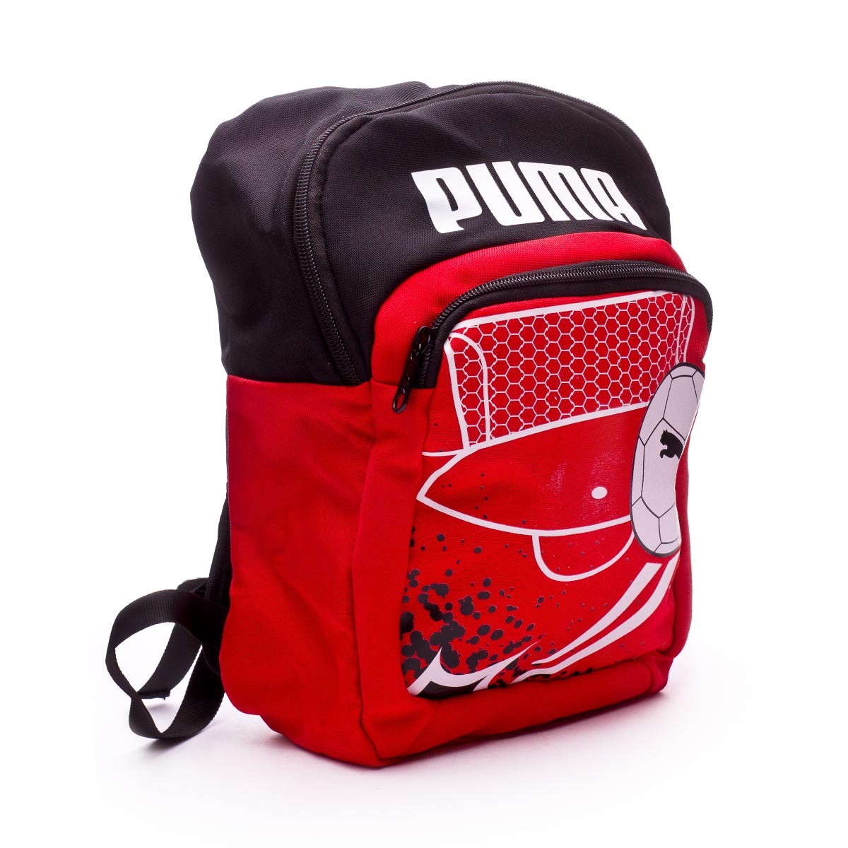 0d586511d Bag Puma Kids Backpack Set Red Blast-Puma Black-Puma White - Football store  Fútbol Emotion