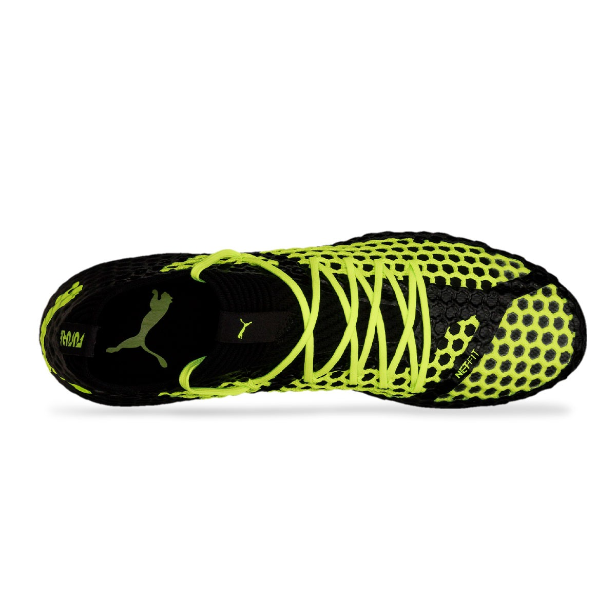 a36d5499b2c Boot Puma Future 18.1 Netfit Limited Edition FG Puma Black-Puma Black-Fizzy  Yellow - Soloporteros es ahora Fútbol Emotion
