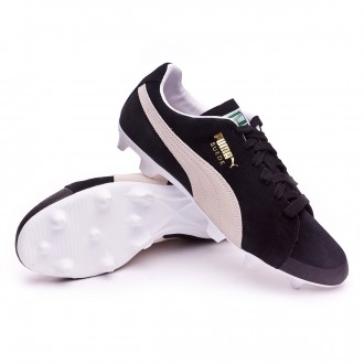 Chaussure de football  Puma Future Suede 50 FG Puma Black-Puma White