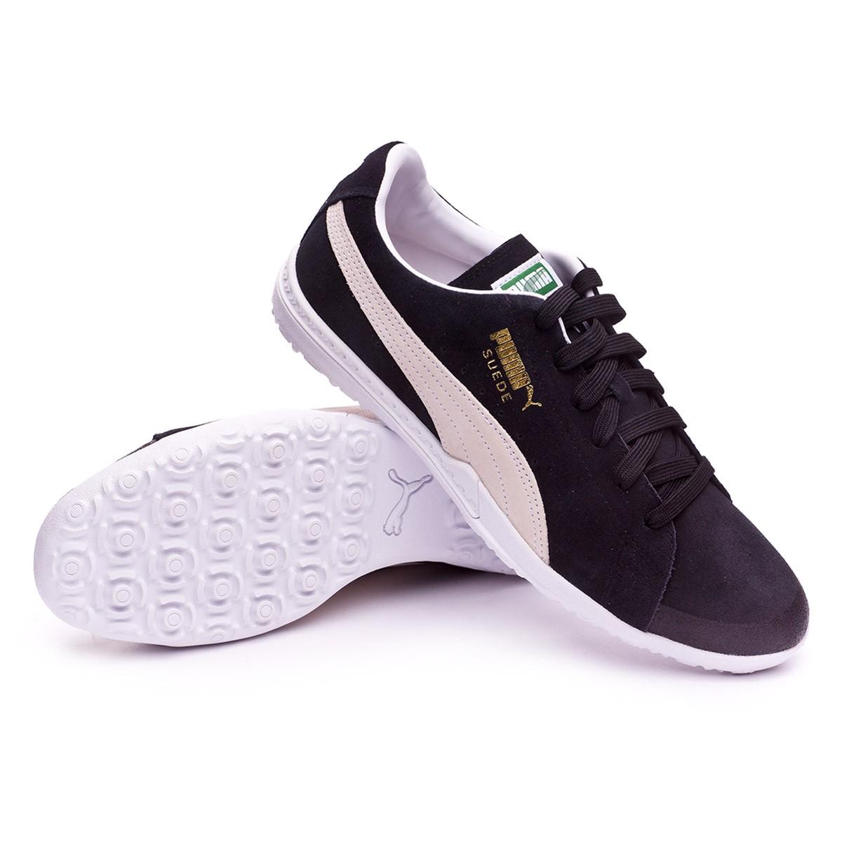 new style 492d2 e1393 Zapatilla Future Suede 50 TT Puma Black-Puma White