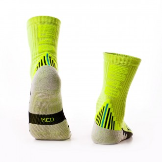 Meias G48 Grip Neon yellow