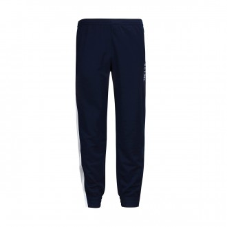 Tracksuit bottoms  Kelme Lince Navy blue-White