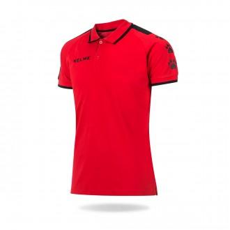 Polo  Kelme Lince Rojo