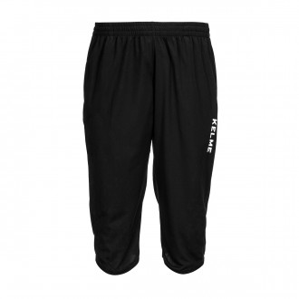 Capri pants  Kelme Lince Black