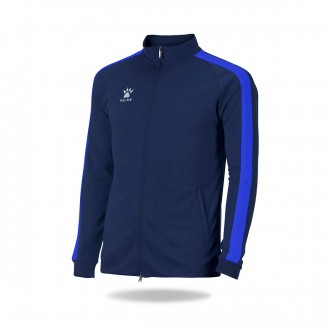 Jacket  Kelme Global Navy blue-Azul royal