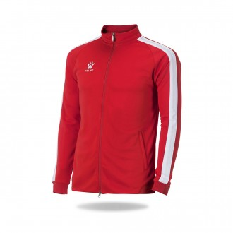 Jacket  Kelme Global Red