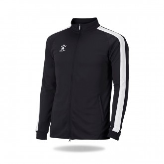 Jacket  Kelme Global Black-White