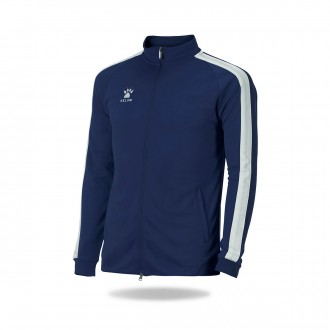 Jacket  Kelme Global Navy blue-White