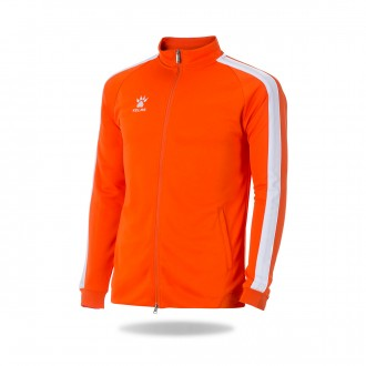 Jacket  Kelme Global Orange
