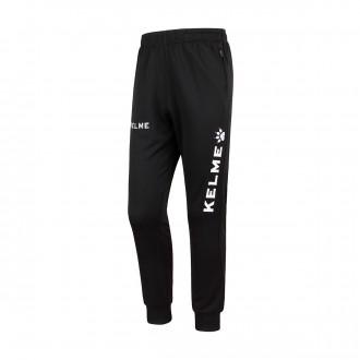 Pantalón largo  Kelme Global Negro-Blanco