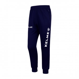 Pantalón largo  Kelme Global Azul marino-Blanco