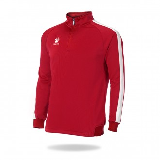Sudadera  Kelme Global Rojo