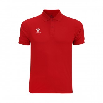 Polo shirt  Kelme Street Red