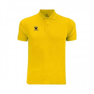 Polo shirt  Kelme Street Yellow