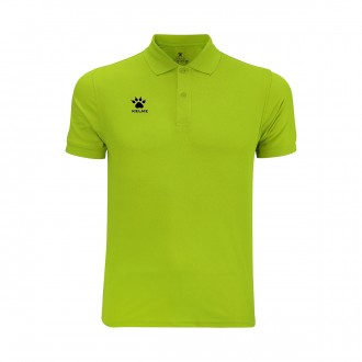 Polo shirt  Kelme Street Lime