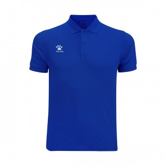 Polo  Kelme Street Azul royal