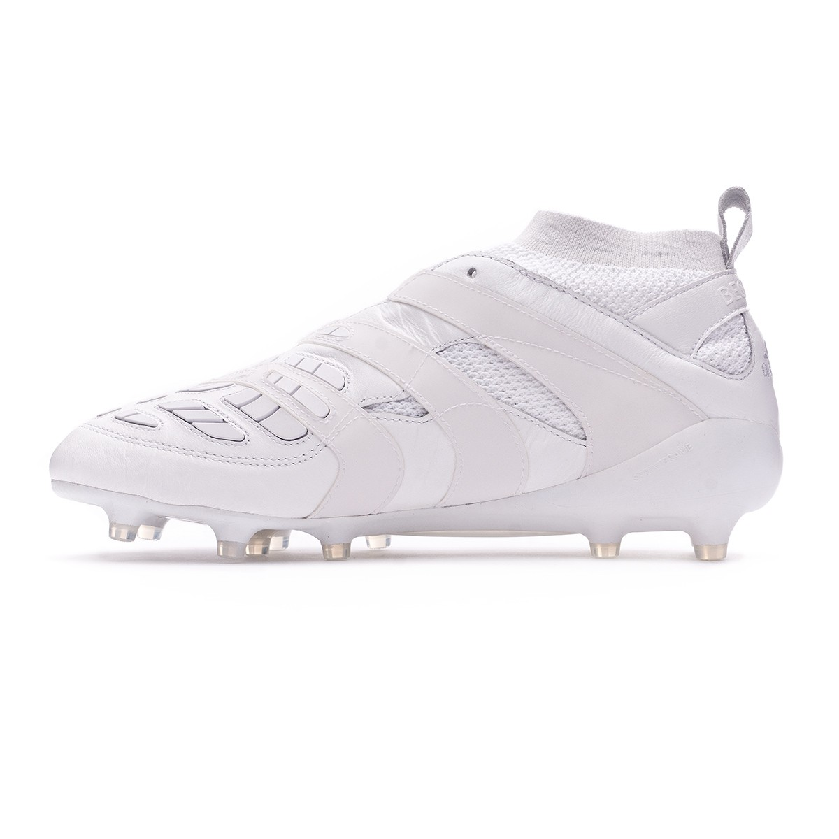 691e4b761d10 Football Boots adidas Predator DB Accelerator FG White - Tienda de fútbol  Fútbol Emotion