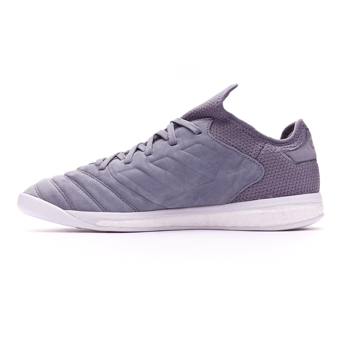 Tenis adidas Copa 18+ TR Premium Grey-Gold metallic - Soloporteros es ahora  Fútbol Emotion 8a989aec7f546