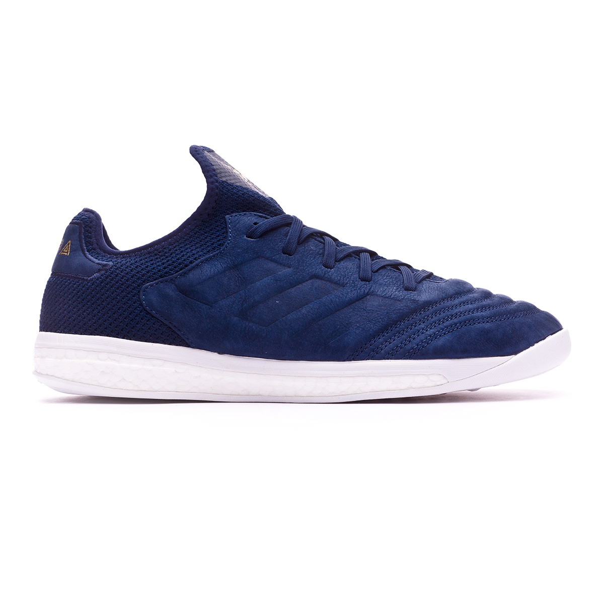 new styles 3a820 37a06 Trainers adidas Copa 18+ TR Premium Collegiate navy-Gold metallic -  Football store Fútbol Emotion