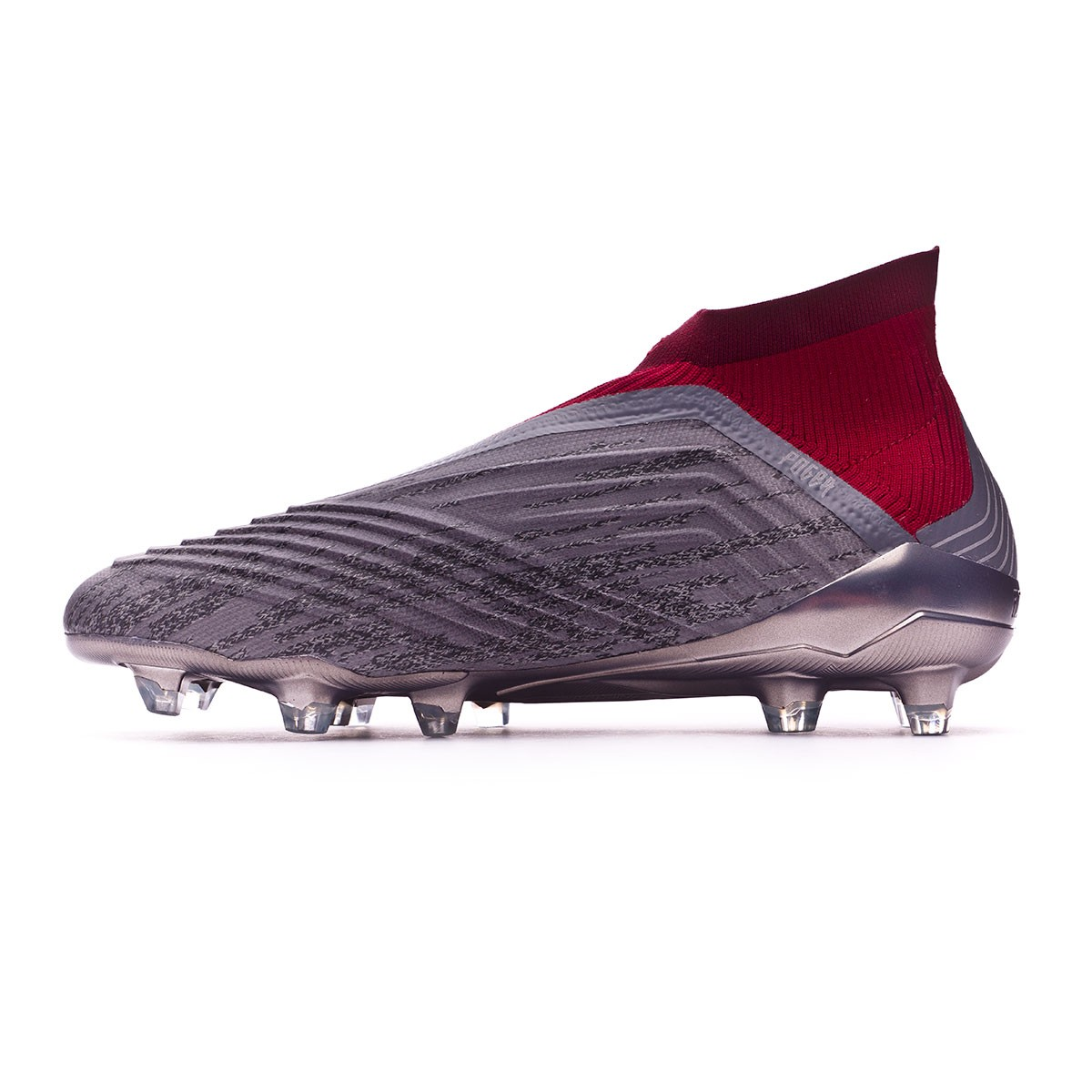80f34f1f0 Football Boots adidas PP Predator 18+ FG Metallic-Burgundy - Tienda de  fútbol Fútbol Emotion