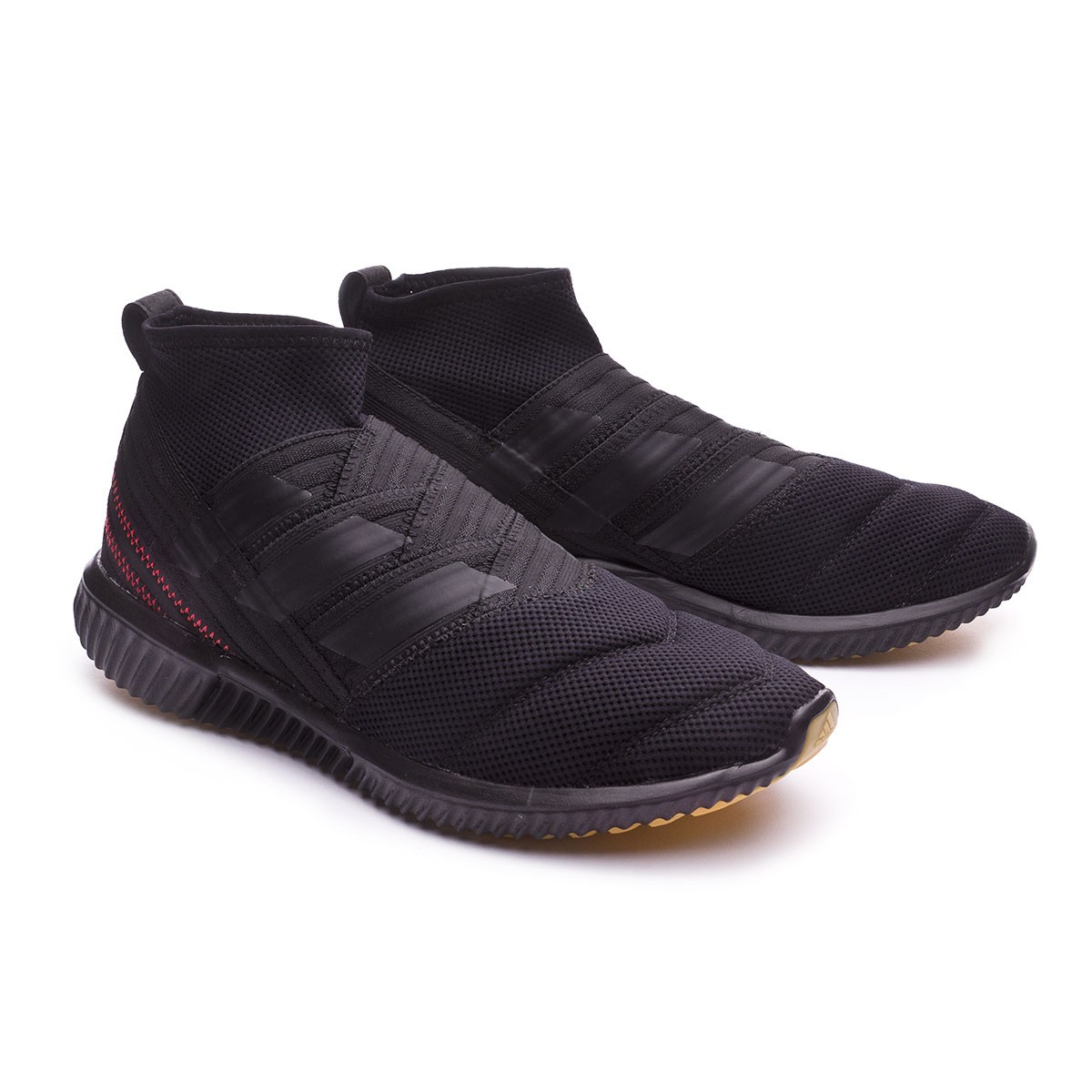 b0bb99e64 Trainers adidas Nemeziz Mid Cut TR Core black-Red - Football store ...