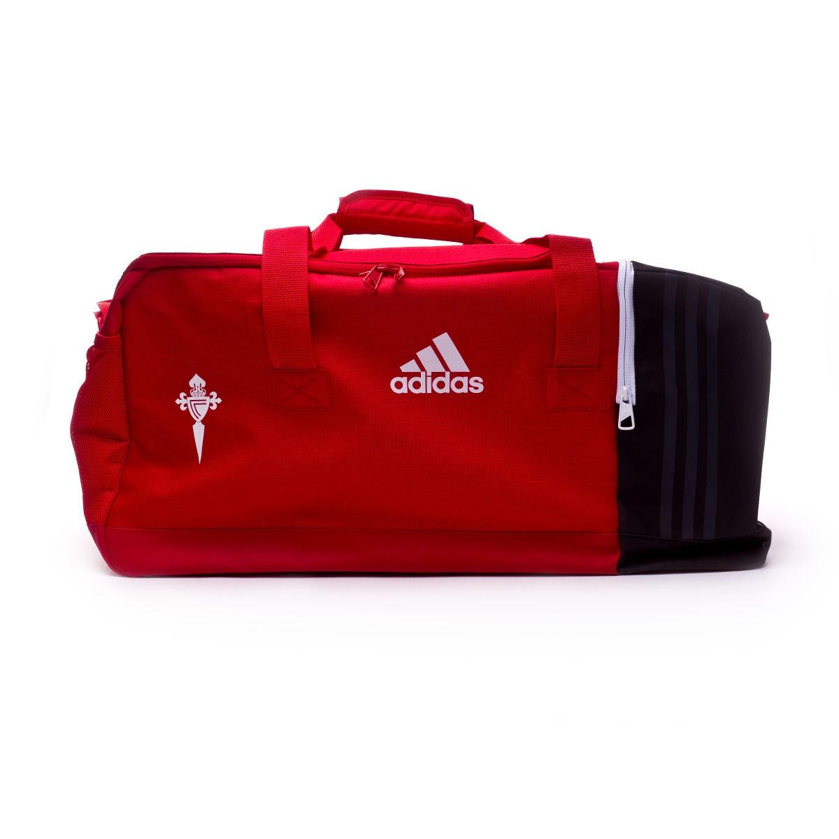 dfe118dd5e Sac de sport adidas Sac de sport Training Celta de Vigo 2017-2018 Rouge  écarlate-Noir-Blanc - Boutique de football Fútbol Emotion